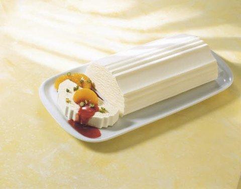 Eisrolle Vanille Eis Dessert 1 l -