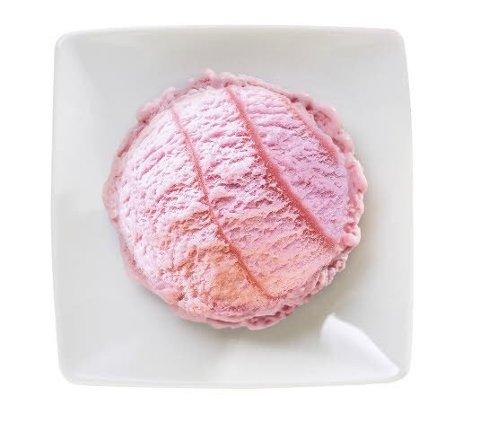 Langnese Eisgenuss Erdbeer Eis 5 l