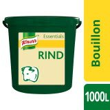 Knorr Essentials Clean Label Beef Bouillon (Rind) 10 kg