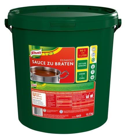Knorr Feinkost Sauce zu Braten 12,5 KG -