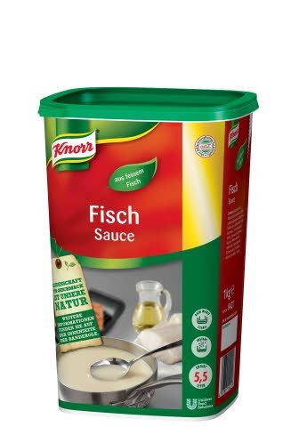 Knorr Fisch Sauce 1 KG -
