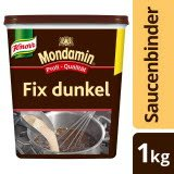 Mondamin Fix-Saucenbinder dunkel 1 KG