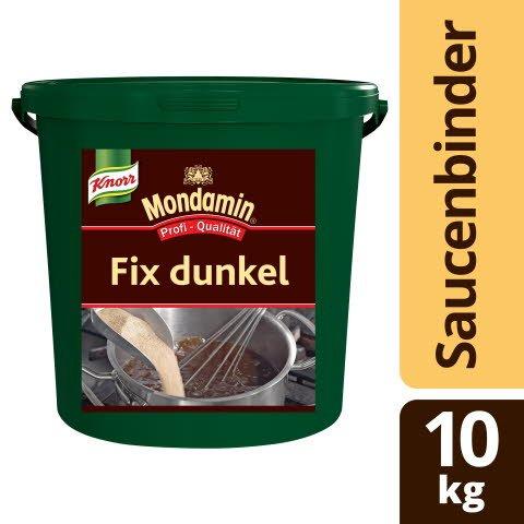 Mondamin Fix-Saucenbinder dunkel 10 KG