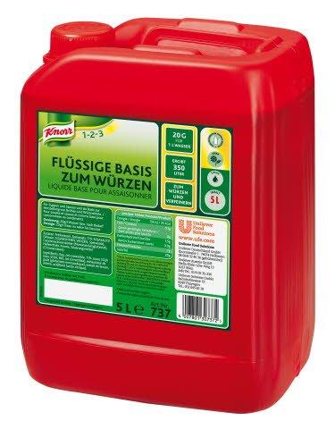 Knorr Flüssige Basis zum Würzen 5L -