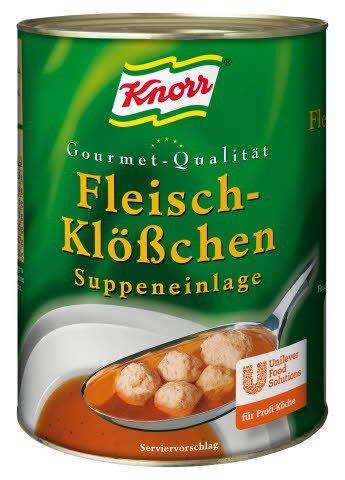Knorr Fleisch- Klößchen 850 g