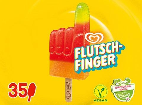 Langnese Flutschfinger Eis am Stiel 64 ml -