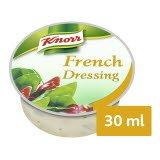 Knorr French Dressing 1,5 L (50 x 30 ml) -