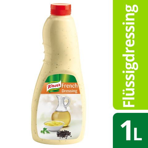 Knorr French Dressing 1 L -