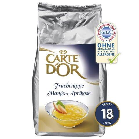 Carte D'or Fruchtsuppe Mango-Aprikose 3 KG
