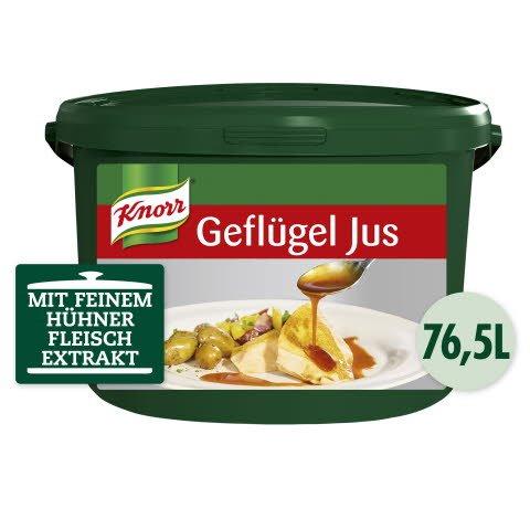 Knorr Geflügel Jus pastös 7 KG