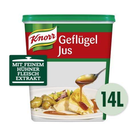 Knorr Geflügel Jus pastös 1,3 KG -