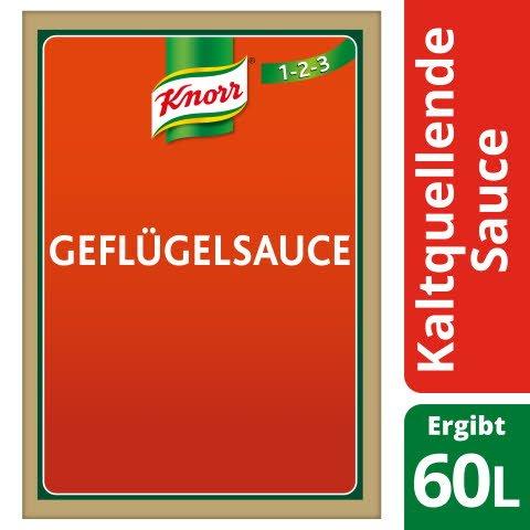 Knorr Geflügelsauce - kaltquellend 3 KG