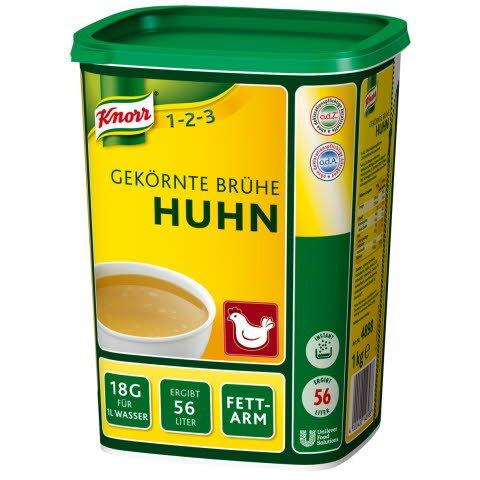 Knorr Gekörnte Brühe Huhn 1 KG
