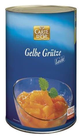 Carte D'or Gelbe Grütze, leicht 1 x 1,85 KG -