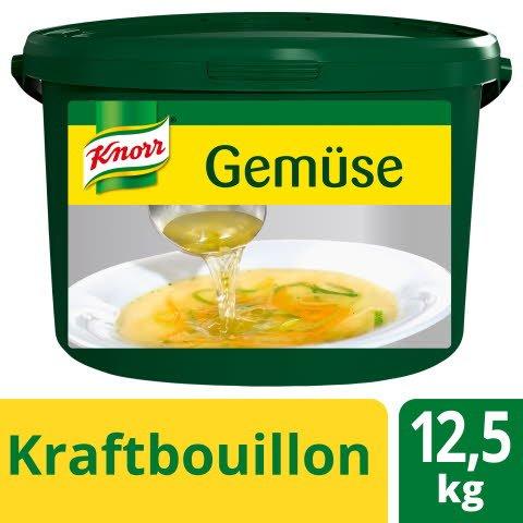 Knorr Gemüse Kraftbouillon 12,5 KG