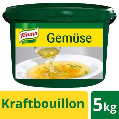 Knorr Gemüse Kraftbouillon 5 KG -