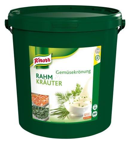 Knorr Gemüsekrönung Rahm & Kräuter 10 KG -