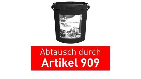 Knorr Gemüsekrönung Speck & Zwiebeln 10 KG -