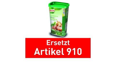 Knorr Gemüsekrönung Speck & Zwiebeln 1 KG -