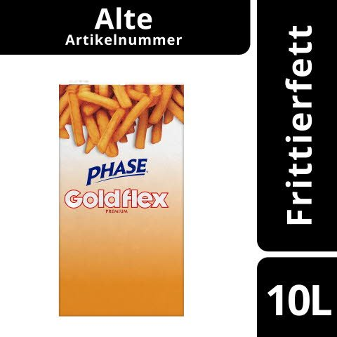 Phase Goldflex Frittieröl 10 L