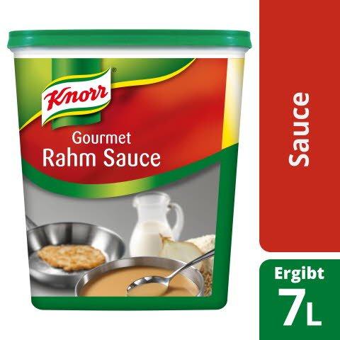 Knorr Gourmet Rahm Sauce 1 KG -