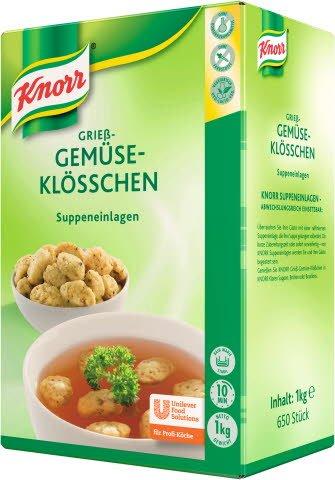 Knorr Gemüseklösschen 6X1KG