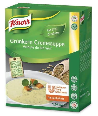 Knorr Grünkern Cremesuppe 1,95 KG -