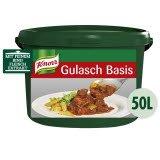 Knorr Gulasch Basis pastös 6 KG -