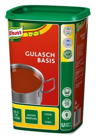 Knorr Gulasch Basis 1 KG