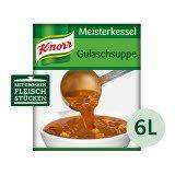 Knorr Gulaschsuppe Konzentriert 3 KG -