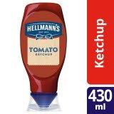 Hellmann's Tomato Ketchup 430ml - HELLMANN'S Tomato Ketchup – hergestellt aus nachhaltigangebauten Tomaten.