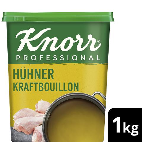 Knorr Huehner Kraftbouillon 1KG -