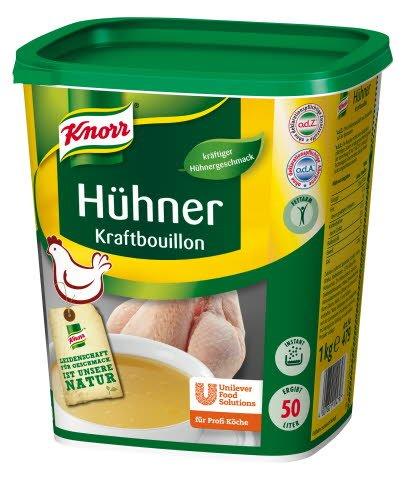 Knorr Hühner Kraftbouillon 1 KG