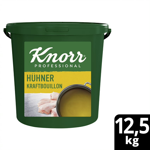Knorr Professional Hühner Kraftbouillon 12,5KG -