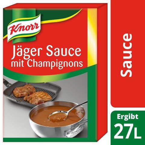 Knorr Jägersauce 2 X 3KG BOX EB DE
