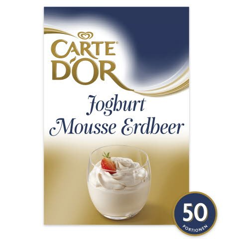 Carte D'or Joghurt Mousse Erdbeer 804 g