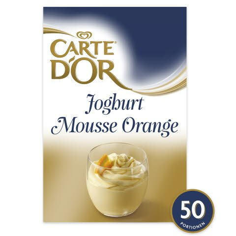 Carte D'or Joghurt Mousse Orange 816 g -