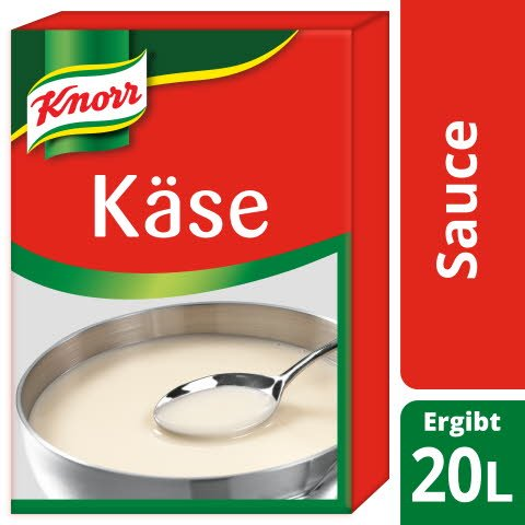 Knorr Käse Sauce 3 KG