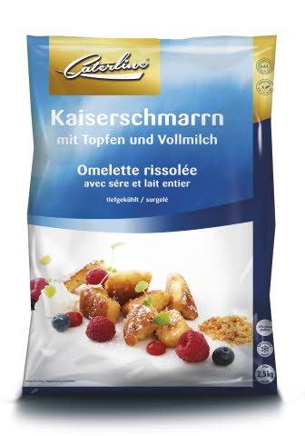 Caterline Kaiserschmarrn mit Topfen 2,5 KG (10 Portionen à ca. 250 g) -