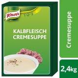 Knorr Kalbfleisch Cremesuppe 2,4 KG -