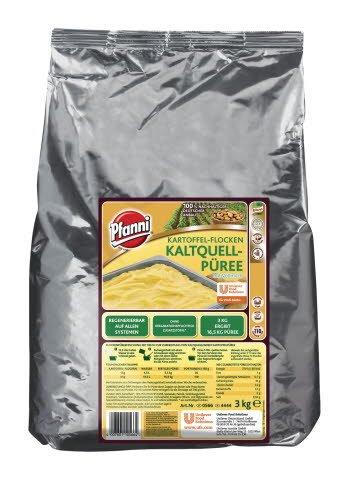 Pfanni Kaltquell-Püree, Flockenpüree mit Milch 3 KG -