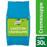 Knorr Karottencremesuppe kaltquellend 3 KG