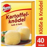 Pfanni Kartoffelknödel halb & halb 1,3 KG -