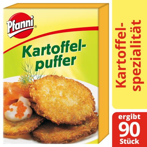 Pfanni Kartoffelpuffer 1 KG -