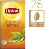 Lipton Kericho Schwarztee 25 Beutel