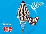 Cornetto King Cone Vanilla 260 ml -
