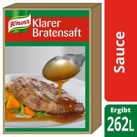 Knorr Klarer Bratensaft 25 KG