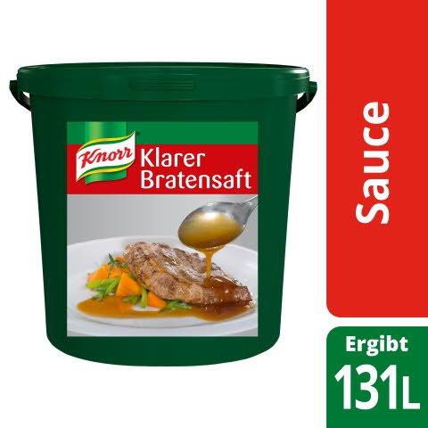 Knorr Klarer Bratensaft 12,5 KG -