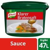 Knorr Klarer Bratensaft 4,5 KG