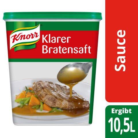 Knorr Klarer Bratensaft 1 KG
